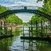Bridge over the Canal du St Martin