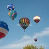 Hot Air Balloon Race composite