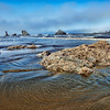 Sea Stacks, Bandon Beach, Oregon