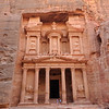 Al-Khazneh, The Treasury, Petra, Jordan