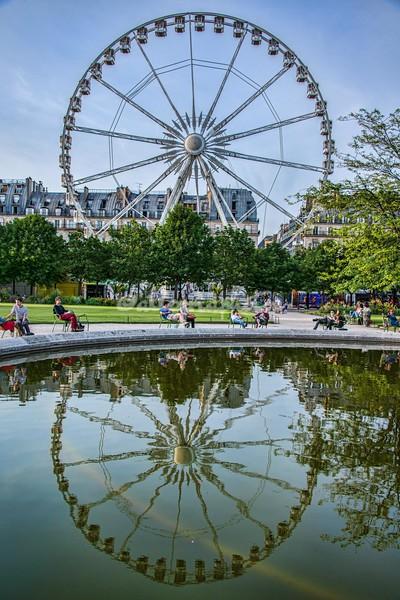 Ferris Wheel, Jardin des Tuilieries