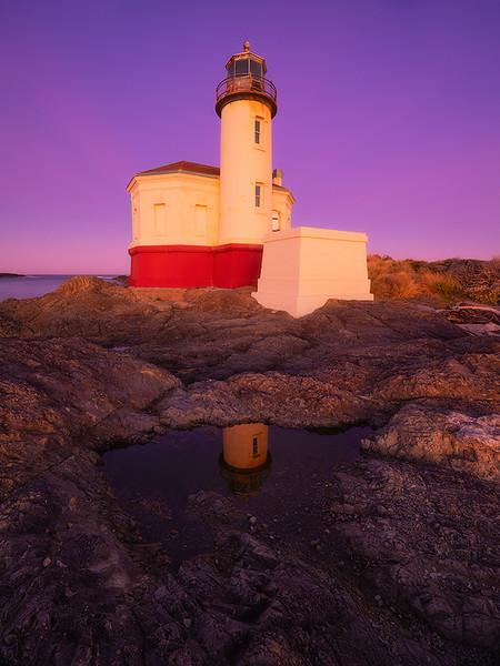 Coquille River Lighthouse website