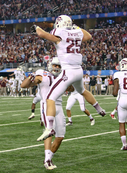 2013 AT&T Cotton Bowl @ Cowboys Stadium