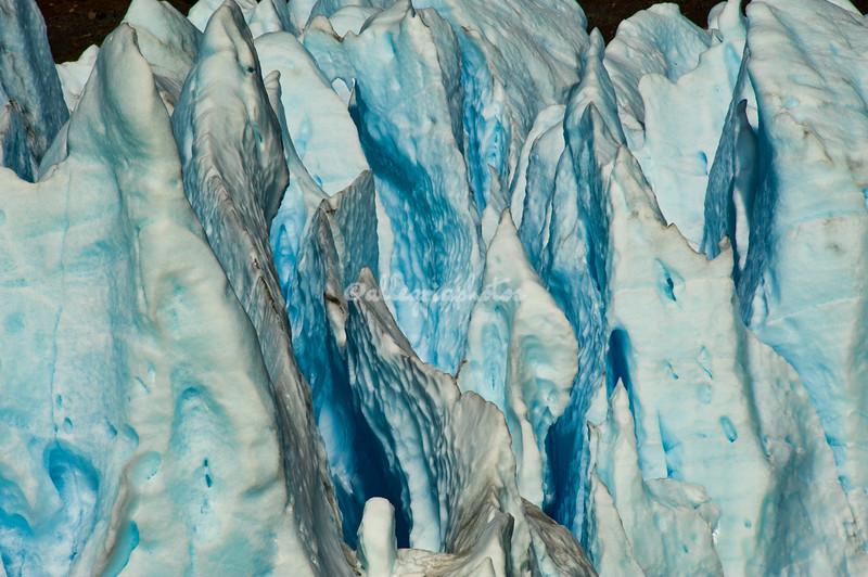 Grey's Glacier, Patagonia, Chile