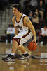 07 January 2008: Santa Clara Bronco Brody Angley during Santa Clara's 62-59 loss against the San Jose State Spartans at the Leavey Center in Santa Clara, CA.
