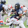 December 10, 2016: Allen (28) vs Woodlands (36) Semifinals Playoff