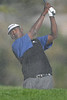 10 February 2008: Vijay Singh of Fiji blasts out of a bunker at the Pebble Beach Golf Links during the final round of the AT&T Pebble Beach National Pro-Am Golf Tournament in Pebble Beach, CA.