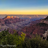 Sunset, Grand Canyon North Rim, Arizona