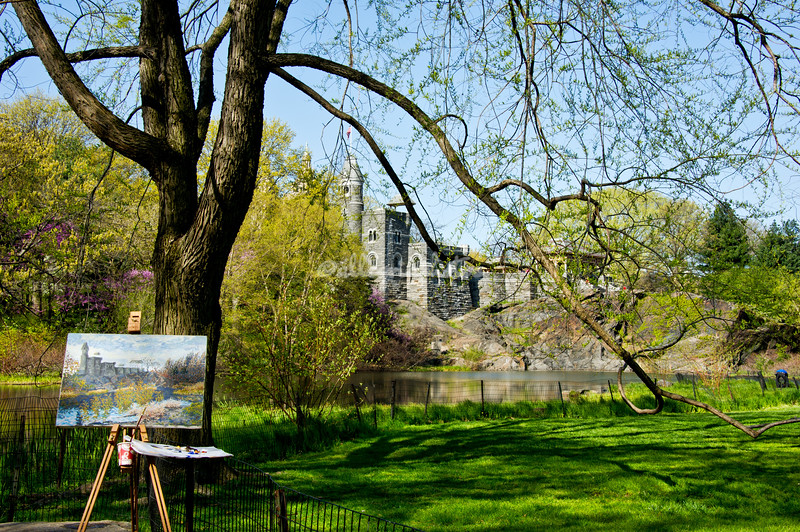 Belvedere Castle, Central Park, New York