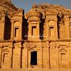 Ad-Deir (The Monastery) Petra, Jordan