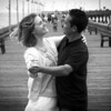 Dancing on the Ventura Pier