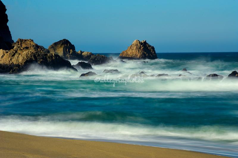 McClures Beach, Pt Reyes, California