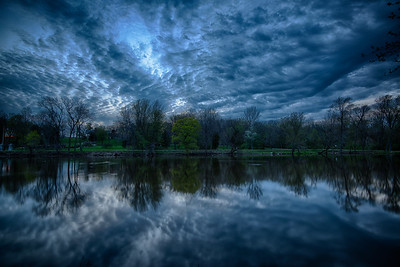 Fox River Clouds