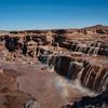 Grand Falls on LIttle Colorado River, Arizona