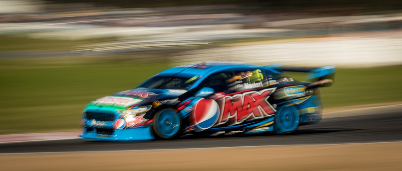 Chaz Mostert - Winton V8 Supercars