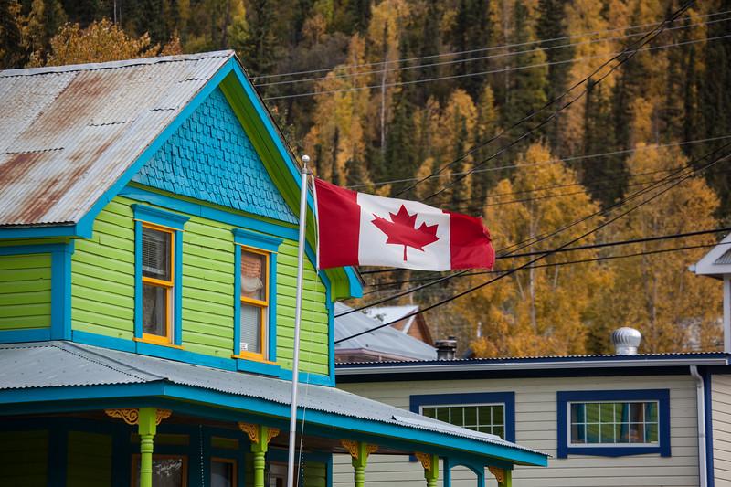 YT-2012-064: Dawson City, Klondike Region, YT, Canada
