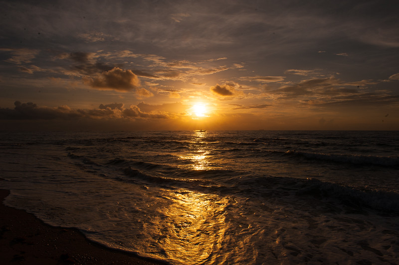 Sunrise -- Palm Beach Shores, Florida