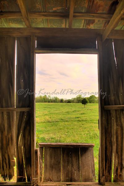 Matthews Property Building Window View