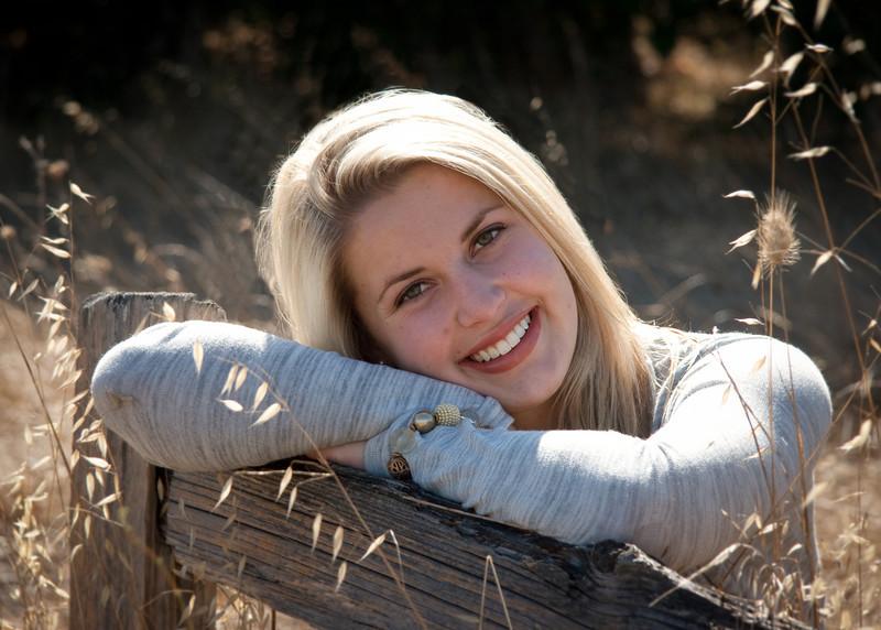 Abby Balf, Senior Portraits, August 2010