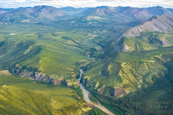 Mackenzie Mountains.