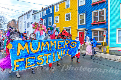 Mummers Parade 2012