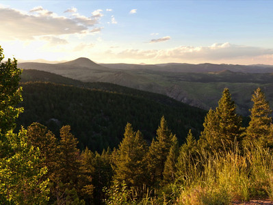 The Front Range (For Larger Screens)