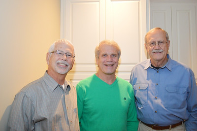 Ron Swatek, Reid Lamphere, David Clark