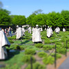 Korean War Memorial  -- click image for larger view