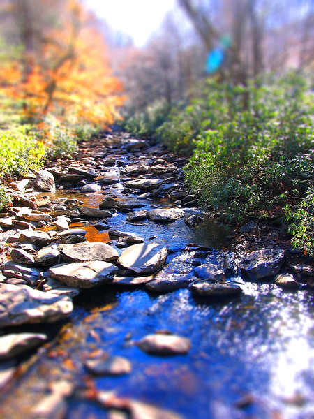 Smoky Mountains  -- click image for larger view