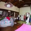 Loft bedroom from inside