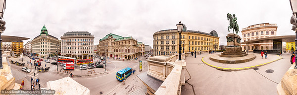 Albertinaplatz, Vienna
