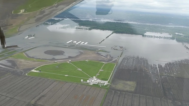St. Charles County Smartt Airport, May 12, 2019