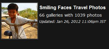 The Official Launch of Smiling Faces Travel Photos