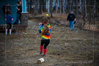 04/16/2016 - Softball Practice