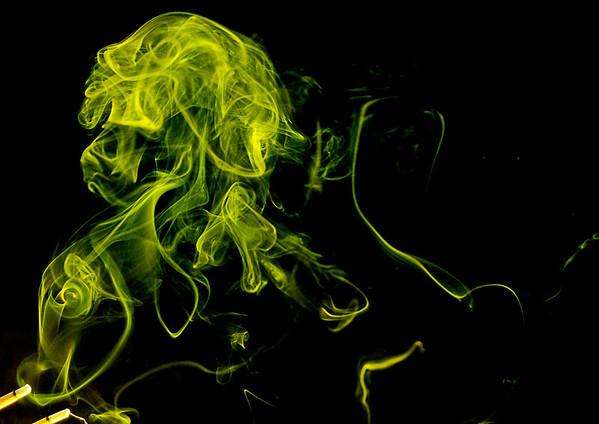 Yellow Smoke 2