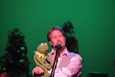 Kermit & Louis Armstrong - It's a Wonderful World