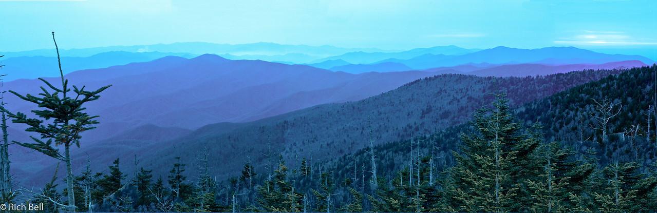 20110407 Smoky Mts Panorama 0253-0259