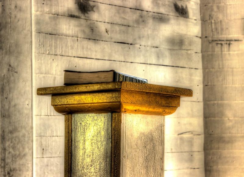 Primitive Baptist Church, Cades Cove, Smoky Mountains