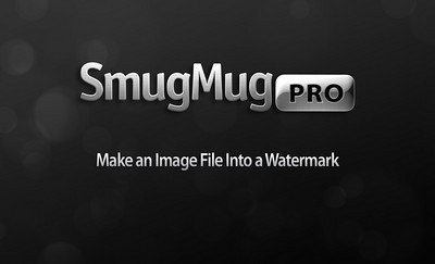Make an image file into a watermark.