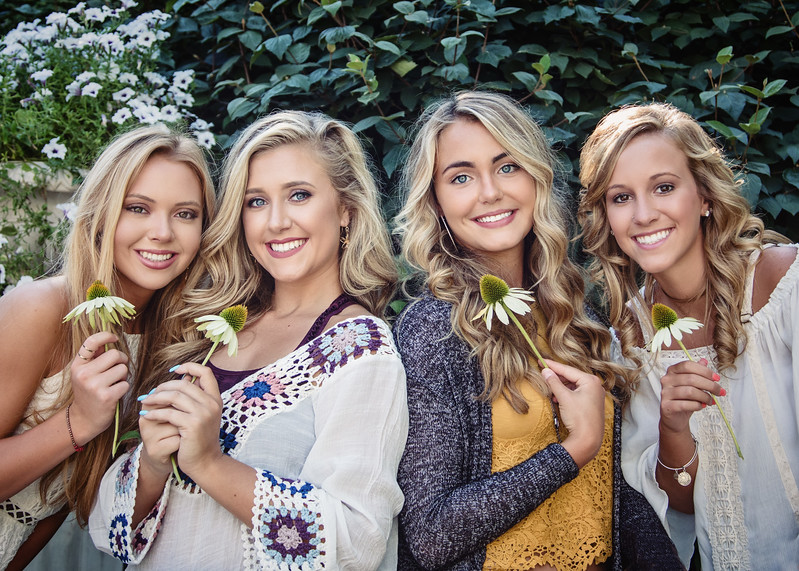 4girlswithconeflowers8F2A2179-Edit