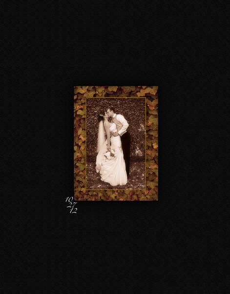 Wedding: Album Design