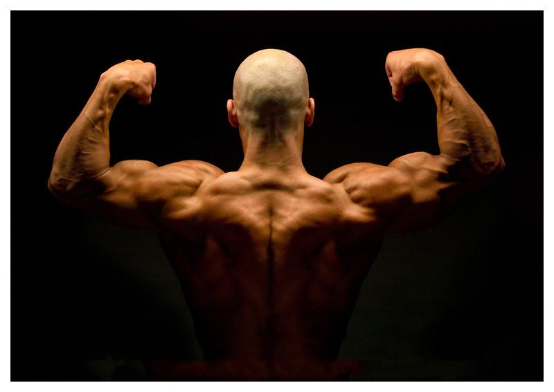 Portrait: Body Building
