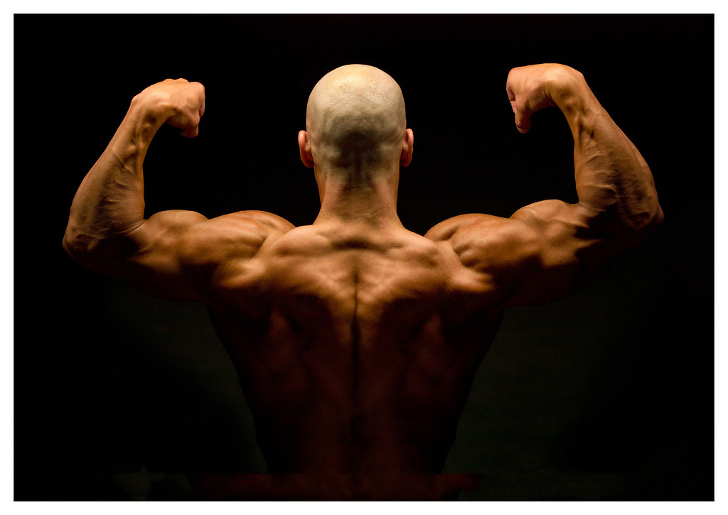 Portrait: Body Building