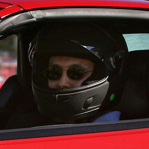 Eric at Infineon Raceway