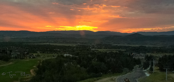 Park City Sunrise