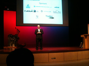 @bkkgreg was the MC of TEDxBKK