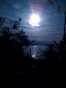 Lake Washington morning