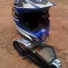 Motorcycle Helmet Moab