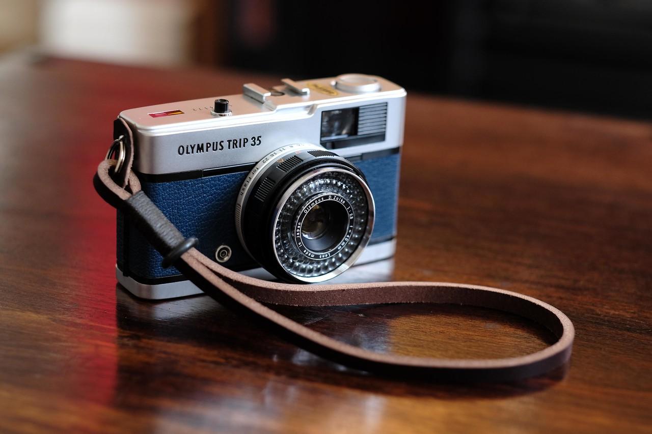 Gordy's Camera Strap