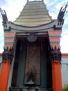 Chinese Theater. The real one.